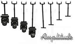SUPPORT DOUGHTY type T - MODULAR DROP ARMS