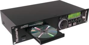 Lecteur CD Auto-Pause NUMARK MP102